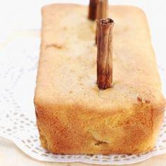 'Surprise' Apple Loaf Cake