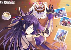 r/datealive - Last Tohka post for today~ and wish Tohka a happy birthday~ (≧▽≦)/❤️