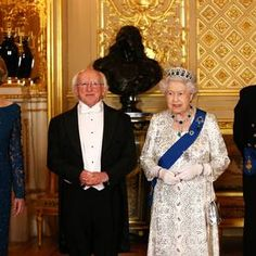 Queen: 'We will remember our past, but we shall no longer allow our past to ensnare our future' - Independent.ie