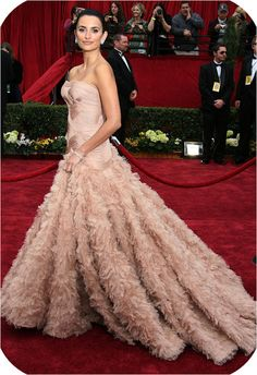 One of the best Oscar dresses