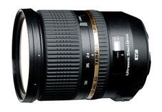 Tamron develops world's first*1 full-size, high-speed standard zoom with built-in image stabilization - SP 24-70mm F/2.8 Di VC USD (Model A007)