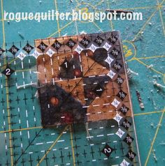 rogue quilter