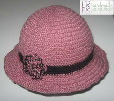 Crochet hat/heklani sesir