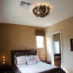 pinwheel wall or ceiling light bedroom overhead lighting