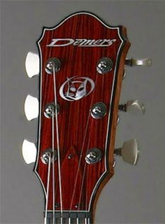 Guitar Luthier, Jef Demers