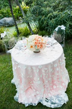 shabby chic wedding  |  michelle lacson photography