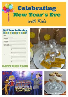 East  Coast  Mommy: Celebrating New Year's Eve with Kids