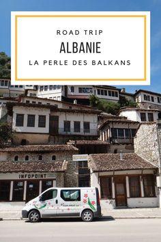Itinéraire en van en Albanie sous le signe de la découverte... Les Balkans, Albania Travel, Voyage Europe, Parcs, Beach Fun, Around The Worlds, Adventure, Holidays, Motorhome