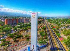 Colorida y soleada Barquisimeto!   Colorful and sunny Barquisimeto!
