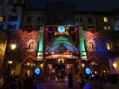 2015TDS Halloween gate