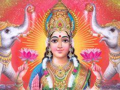 Lakshmi~Hindu Goddess