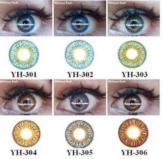 Contacts!!!!!!  I want these!!