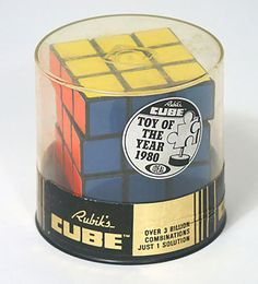 The Magic Cube was renamed Rubik's Cube in 1980. | 40 Facts You Probably Didn't Know About Rubik's Cube
