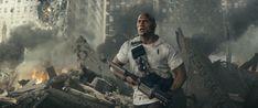 """Cinema no Escurinho: Divulgado o primeiro trailer de """"Rampage - Destrui..."""