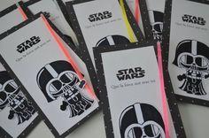 Le 8e anniversaire du Jedi Justin sur le thème Star Wars