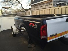 2005 Ford F-350 Super Duty TRUCK BED being sold from West Babylon, NY - make offers and get the negotiations started! (12 pics)