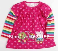 peppa pig t shirt for kids in 2-6T,more peppa pig series,welcome to my store!