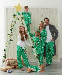 Mommy Blog Expert: Giveaway The Company Store Family PJ Set Sweepstakes Pajamas for Adults, Kids & Pets