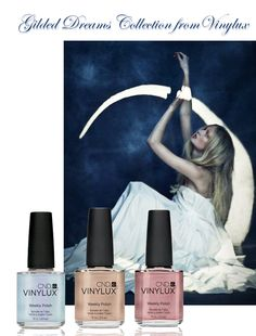 Have you seen the latest collection from CND, Vinylux Gilded Dreams? Such a magical, wonderful collection of nail colors, we simply just love it! Get a manicure with a top coat of gilded dreams, or get your own nail polish from the salon. /REN Wax Bar, Oslo