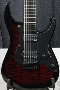 Esp/ltd Alex Wade Signature Aw-7 Blood Red Sunburst 7-string Guitar - #w12122361 - http://www.7stringguitar.org/for-sale/espltd-alex-wade-signature-aw-7-blood-red-sunburst-7-string-guitar-w12122361/30049/