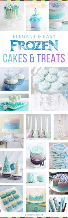 Disney Frozen Cake I