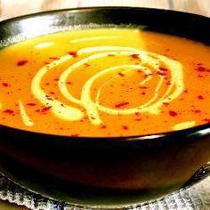 Kerrie pastinaak soep @ allrecipes.nl