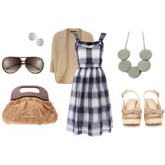 """""""Silver and gold"""" by jossiebristow on Polyvore"""
