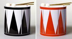 Circus Drums, display item