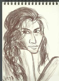 Woman face study n123 by lv888.deviantart.com on @DeviantArt