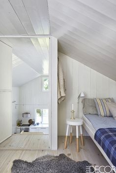 rustic swedish cottage