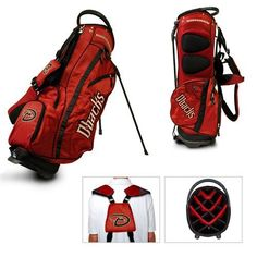 Team Golf Arizona Diamondbacks Fairway Golf Stand Bag - Golf Equipment, Collegiate Golf Products at Academy Sports