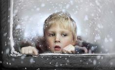 snow... by Elena Shumilova, via 500px