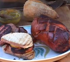 Hickory Smoked Bologna Recipe   BBQ Pit Boys