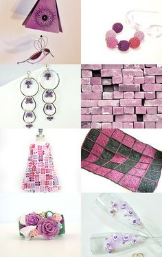 Shade of purple by KatzCorner on Etsy--Pinned with TreasuryPin.com