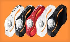 Groupon - $ 9.99 for Two Power Balance Silicone Wristbands ($ 59.98 List Price). Multiple Colors and Sizes Available. Free Returns.. Groupon deal price: $9.99