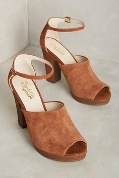 Santa Monica Heels - Anthropologie