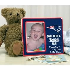 Born to be a Patriots Fan!
