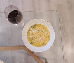 Here's an easy vegetarian risotto for you to try. Warning: you'll want seconds so make enough