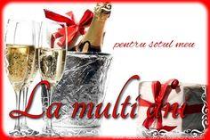 Felicitari de la multi ani pentru Sot - La multi ani draga sotule! - mesajeurarifelicitari.com Red Wine, Alcoholic Drinks, Glass, Drinkware, Corning Glass, Liquor Drinks, Alcoholic Beverages, Liquor, Yuri