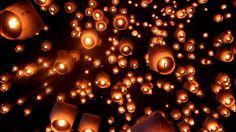 #HLo Tips: Globos de cantoya provienen de Chiang Mai, Tailandia, considerados como un buen augurio en nuestro destino.