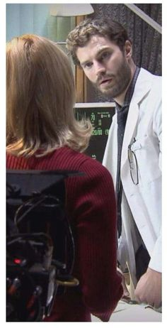 Sexy doctor. The 9th life of Louis drax
