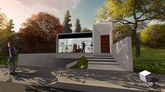 Projeto: Studio Urbano Arquitetura;  Área: 77m²;  Vizualisação 3D: Studio 3D
