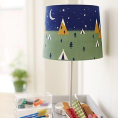 On the Range Table Shade  | The Land of Nod