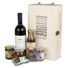 Rosh Hashanah Wine box