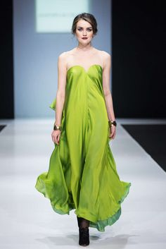 Anastasiya Kuchugova, Spring-Summer 2017, Moscow, Womenswear