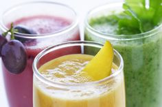 Healthy, Skin Clearing Smoothies! | Healthy skin | Healthy snacks | Quick snacks |