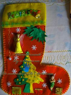 19 Best Calze Per La Befana Images On Pinterest