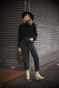 NEW JEANS WORTH RAVING ABOUT — Shot From The Street