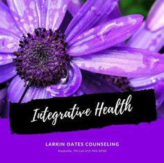 Integrative therapy helps align your emotions, thoughts, and behaviors to increase the sensation of wholeness and balance in your life. Larkin Oates Counseling integrative health|empowerment|healing arts