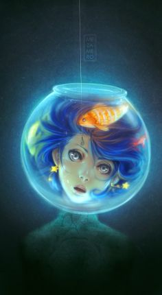 Inspiring Illustrations by Viktoria Voronko…